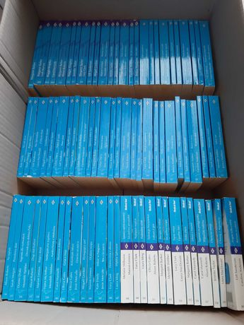 Książki Harlequin medical 20x: 321-340 + 1 gratis (cena za zestaw)