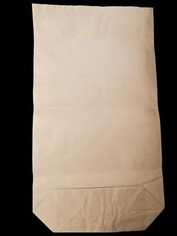 Worki papierowe 3/50x70x19