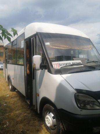 Автобус РУТА 25 2012 Инжектор 100ка, метан+пропан