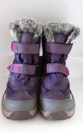 buty zimowe ocieplane śniegowce JACK WOLFSKIN r.36