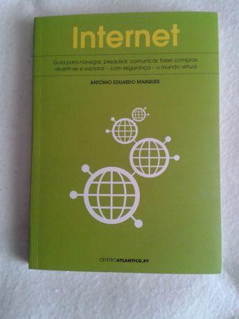 """Livro """" INTERNET"""" de António Eduardo Marques C/OFERTA EXTRA"""
