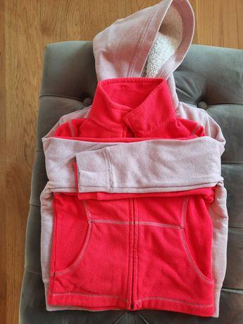 Bluza GAP i polar columbia dla dziecka