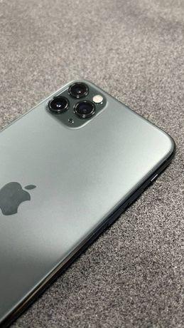 Б/у IPhone 11 Pro Max 256 Gb Midnight Green/Мій Ґаджет/ГАРАНТІЯ
