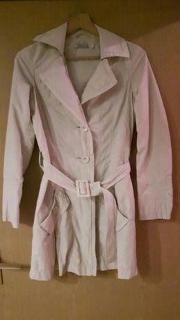 S Płaszczyk 36, płaszcz, kurtka wiosenna jesienna h&m