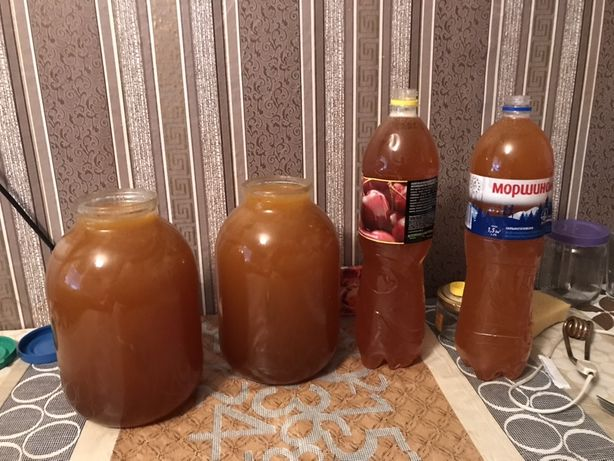 Продам мед 200 грн. за 3 литра