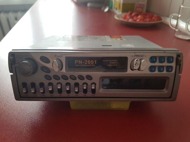 Używane radio samochodowe