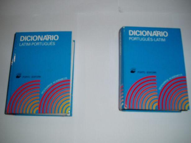 Dicionários académicos de Latim-Português e Português-Latim