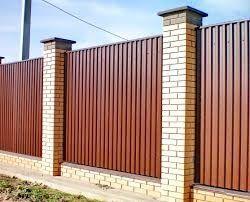 Заборы, ворота, двери, решетки, навесы, козырьки, ограды. Под заказ.