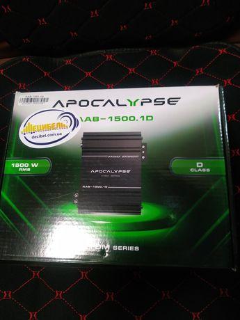 Усилитель Apocalypse 1500.1D