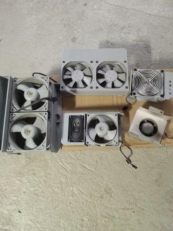 Wentylatory Powermac G5