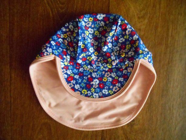 кепка для купания 2-4 года девочке панамка