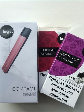 logic compact новый