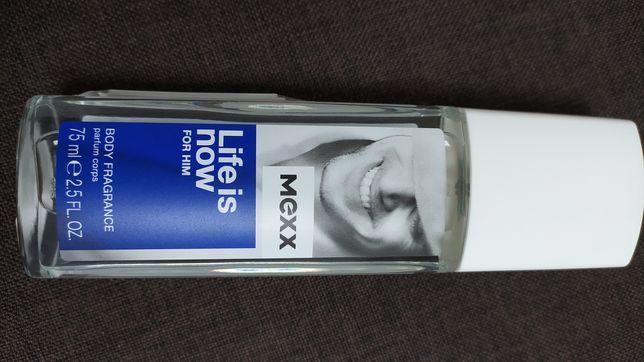 Мужская Туалетная вода 75 ml Германия Mexx life is now for him