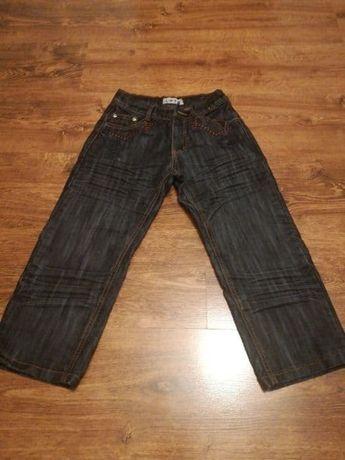 Spodnie dżinsowe j. Nowe r. 110
