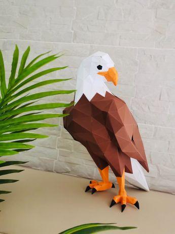 Papercraft Águia 3D
