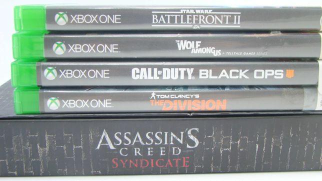 Używane gry na konsole Xbox One