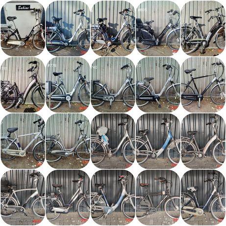 Электровелосипеды Опт Giant Gazelle Sparta Batavus Shimano nexus Deore
