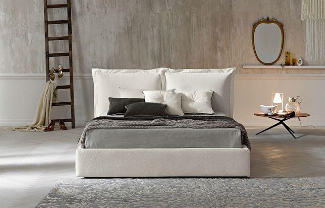 Łóżko tapicerowane 160x200 + POJEMNIK producent SZYMEK