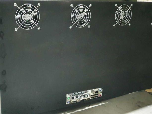 корпус mining ферма на 6 - 8 штAMD RX 5700 Nvidia 3070