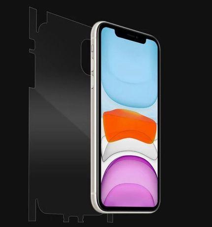 Película traseira e chassi iPhone 11