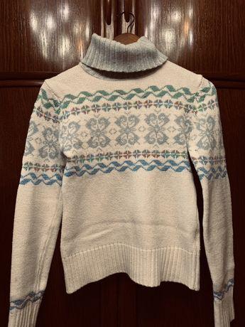 Зимовий теплий светр, кофта