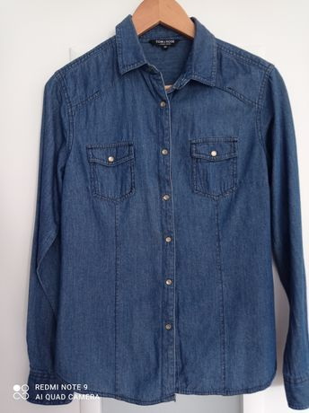 Tom & Rose koszula jeansowa r. M