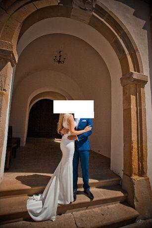 OKAZJA! Suknia ślubna Igar rybka syrenka