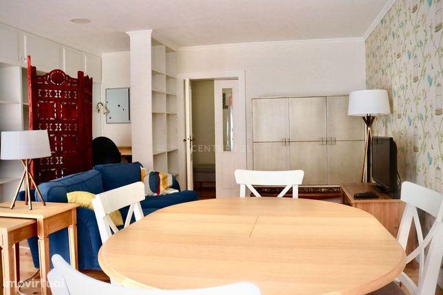 Apartamento T2 no Principe Real  para arrendamento mobilado e equipado