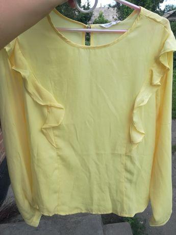 Шифоновые рубашки