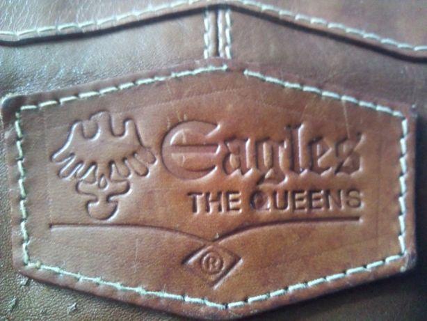 Сумка Eagles Queens ГДР кожа (Германская Демократическая Республика)