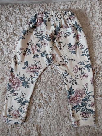 Spodnie dresowe newbie kappahl 86