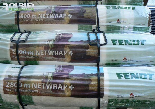 FENDT siatka rolnicza TAMA NETWRAP+ do owijania balotów i bel 2800m