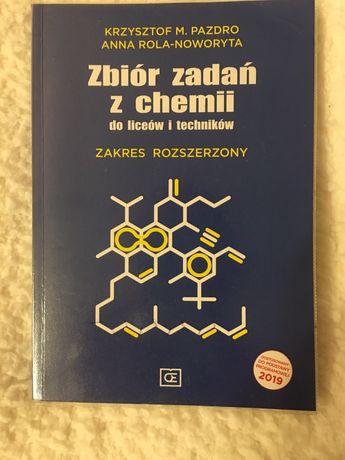Zbiór zadań z chemii