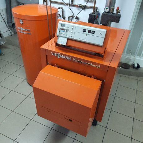 PIEC Viessman Vitola Comferral 27 kW+ Vitocell 100