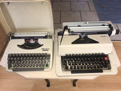 OKAZJA stare maszyny do pisania CONSUL i OLIMPIA SPLENDID 33