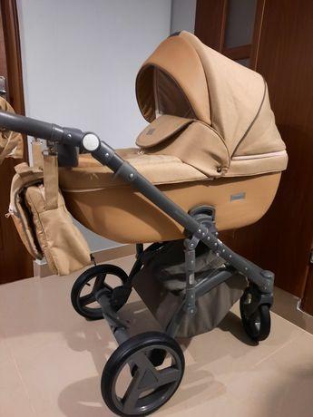 Wózek 3w1 Adamex Massimo,