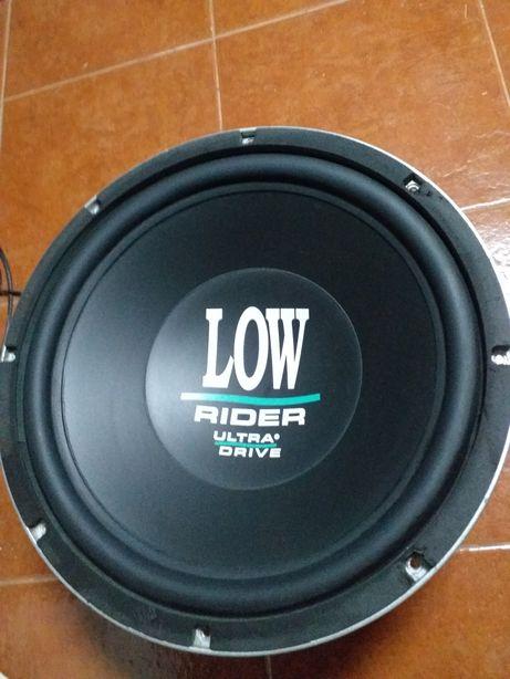 "Subwoofer peavey low ride 15"" 35cm1600 w"