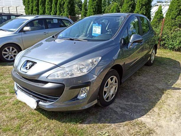 Peugeot 308 1.6 , 2009r. Super stan, niski przebieg!