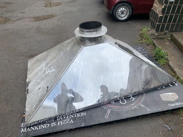 Зонт вытяжной