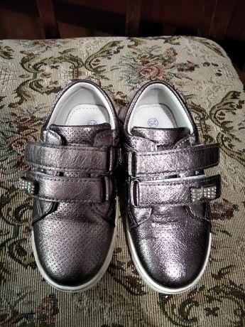 Туфельки-кросовочки