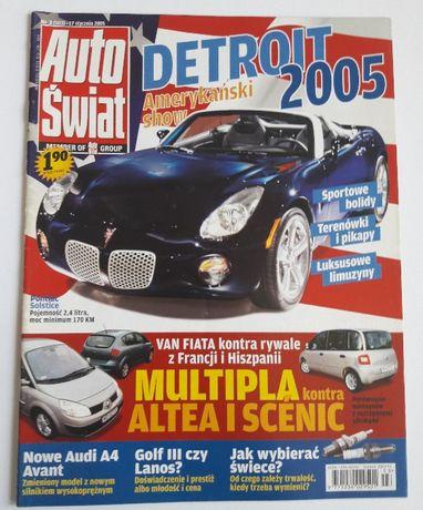 Auto Świat Nr 503 - magazyn motoryzacyjny