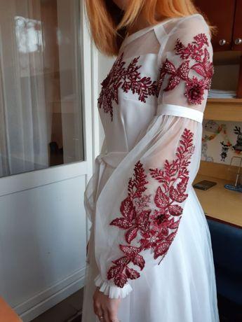 Платье для выпускного (новое)