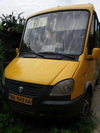 Продам БАЗ 2215 дельфин маршрутное такси