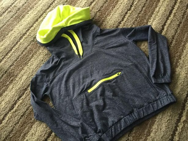 Bluza be active Reserved S neon komin
