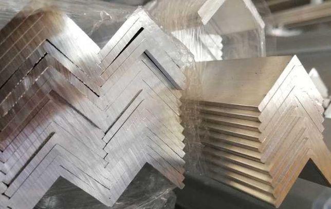 Kątownik aluminiowy 40x40x3mm Fotowoltaika Ekierki, trójkąt