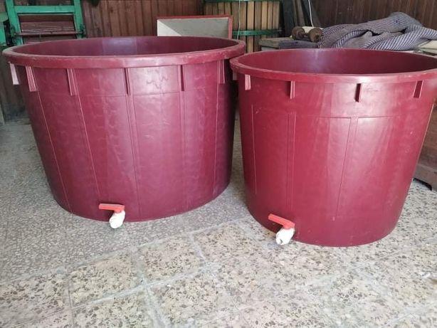 Material para vinho e vendimas
