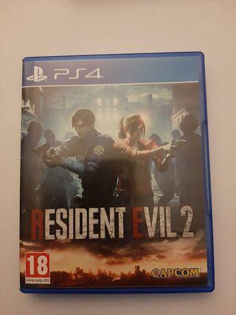Resident Evil 2 pl ps4