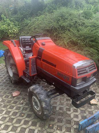 Sprzedam mini traktor Mitsubishi mt 21 japoński
