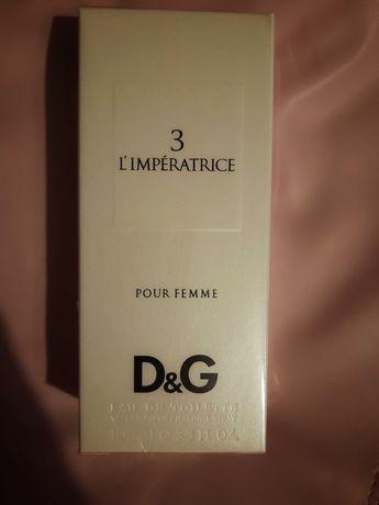 Dolce Gabbana 3 L`Imperatrice Императрица духи туалетная вода Версаче