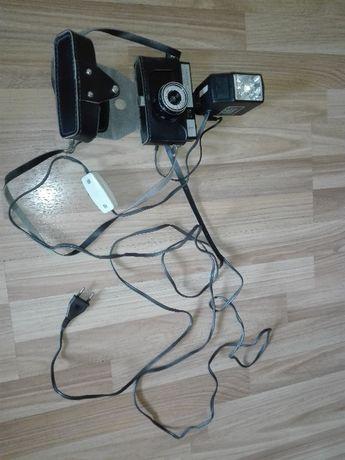 Aparat + lampa